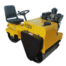 Double Drum Vibratory Road Roller Machine