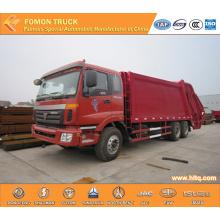 FOTON 6X4 Auman Refuse Compactor RHD