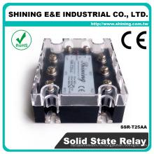 ССР-T25AA трехфазный Тип переменного тока в переменный ток промышленной 25А реле переменного тока ССР