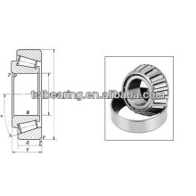 High quality taper roller bearing 33115