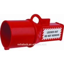 Verrouillage étanche industriel BD-D45-1 pour LOTO, verrouillage de la branche maître brady