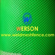 werson plastic flat netting,plastic mesh -stock supply