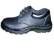 Smooth Action Genuine Leather Hot Item Safety Shoe upper for mens work boots