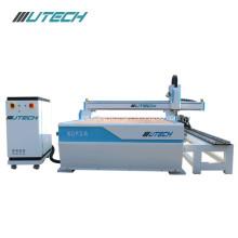 máquina de corte roatry de madeira ATC CNC ROUTER