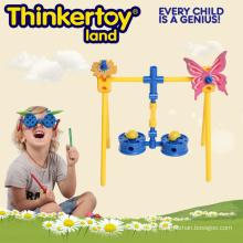 Plastic Creative & Educational Toys for Children