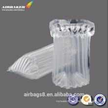 sac gonflable pour l'emballage de caméra en plastique robinet gonflable