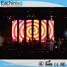 LED Vision Curtain,LED Light Curtain,Curtain LED Wall For Stage