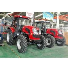 Tracteur à roues automotrice 130hp