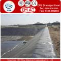 High Density Polyethylene Material High Density Polyethylene (HDPE) Geomembrane Factory