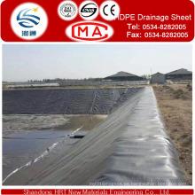 Fabricante HDPE / LDPE Geomembrana para Proyectos de Construcción