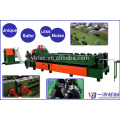 2015 New Model CZ profile chaneable Steel 350mm C Z Purlin Roll Forming Machine