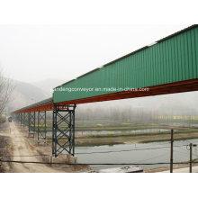 Cement Transverse/Gallery Belt Conveyor