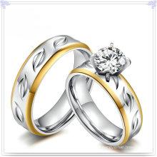Acessórios de moda Anel de moda de jóias de aço inoxidável (SR728)