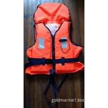 Child life jacket foam jacket