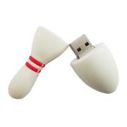 Chiavetta USB in stick con palla da bowling in PVC