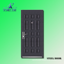 Ornamental Iron Entrance Door Yf-S134
