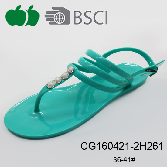 summer jelly sandals for women