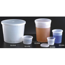 CE Approved Disposable Container Multiprp4oz/8oz/86oz/172oz