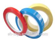 High Tack Multicolor Polyester Powder Coating tape/adhesive masking glue tape