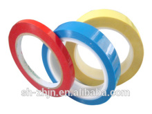 High Temperature Colorful PET Flame Resistant Tape For Transfer