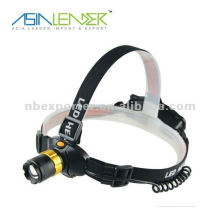 Cree zoom led head lamp