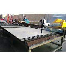 Machine de découpe plasma portable cnc vente chaude pour découpe plasma portable en acier au carbone