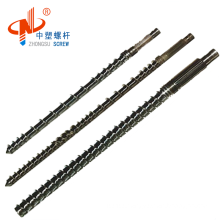 Hight Quality Rubber Screw Barrel For Cold Feeding Rubber Extrusion Machine Factory Direct Low Price