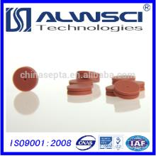 320 Rot 11 * 3mm Vorgespannte Hochtemperatur GC Septa
