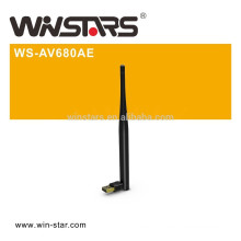 AC600 USB DualBand WiFi Adapter with 5dBi External Antennas