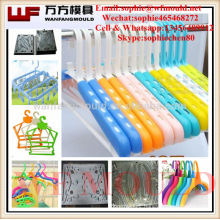 OEM Custom commodity clothes hanger mould/High quality plastic injection commodity clothes hanger mold