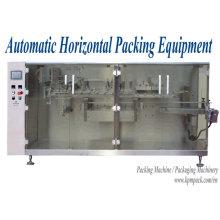Máquina de embalagem de alimentos horizontal automática / equipamento de empacotamento
