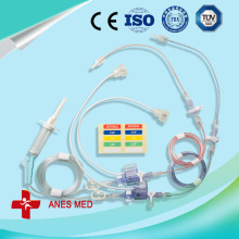 Double channel Blood Pressure Transducer