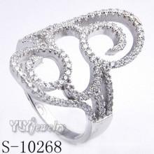 Серебряные украшения с кубическим цирконием для женщин (S-10268)