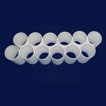 Alumina Ceramic Tube / Pipe For Good Furnace