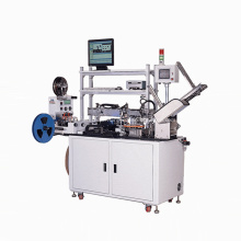 Máquina de embalagem automática de detecção de conector