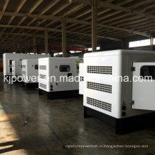 Электрический станок Cummins для дизельного генератора 60 кВА с бесшумным навесом