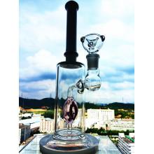 Großhandelsqualitäts-rauchender Glaswasser-Rohr