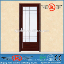 JK-AW9013 good price kitchen glass door with aluminum door