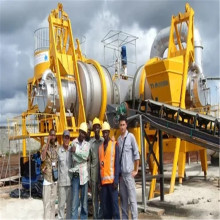 China Gold Supplier for Force Asphalt Plant High Quality Portable Asphalt Batch Plant export to Cayman Islands Importers