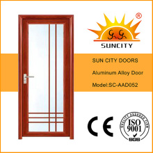 Porta de alumínio usada para porta de cozinha (SC-AAD052)
