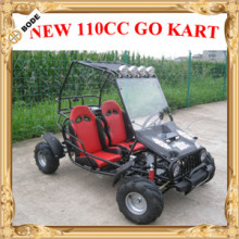 110 cc go kart for little boy&girl 10years old and up drive