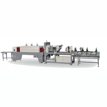 pure water heat shrink packaging shrink wrapping machine automatic