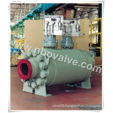 Welded Double Block and Bleed Ball Valve (DQ61H)