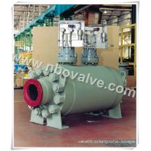 Сварной двойной блок и клапан для выпуска воздуха (DQ61H)