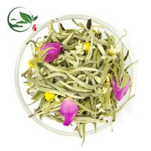 Novos produtos Camomila Rose Silver Needle White Tea