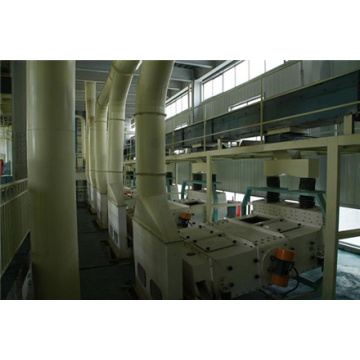 1500 t / d Oilseed Pretreatment Line Produksi