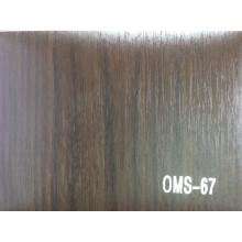 Wood Grain PVC Foil for Doors and Furniture