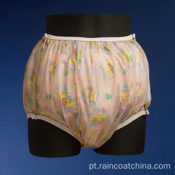 Lovely Cute Plastic Diaper Nappy para AB / DL