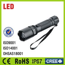 IP66 CREE llevó la linterna de la policía (ZW7710)