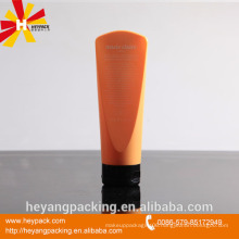 new design plastic empty shampoo bottle